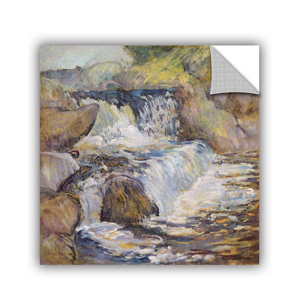 Brushstone The Cascade; c.1889 Removable Wall Decal