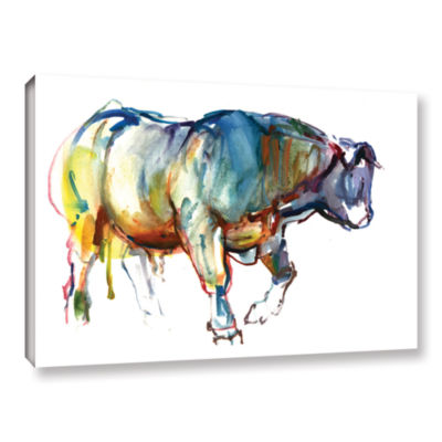 Brushstone Gravitas Gallery Wrapped Canvas Wall Art