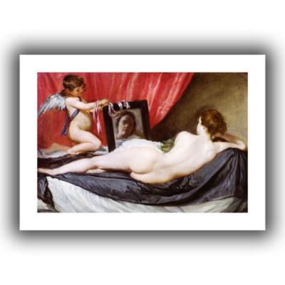 Brushstone The Rokeby Venus Canvas Wall Art