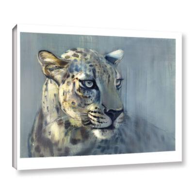 Brushstone Predator II Gallery Wrapped Canvas WallArt
