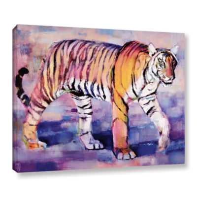 Brushstone Tigress Gallery Wrapped Canvas Wall Art