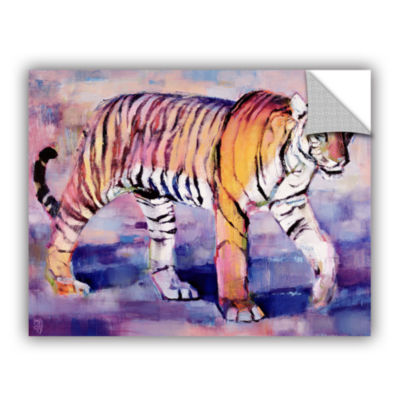 Brushstone Tigress Removable Wall Decal
