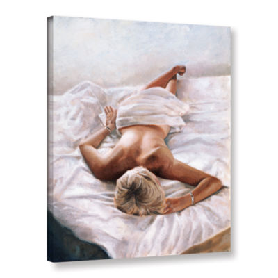 Brushstone Dappled and Drowsy Gallery Wrapped Canvas Wall Art