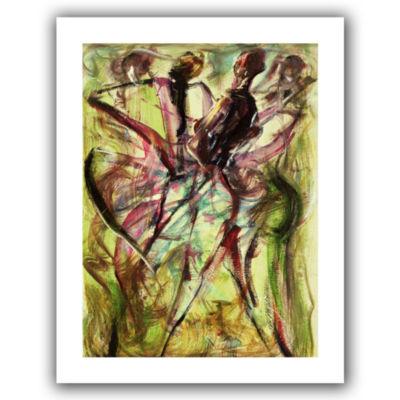 Brushstone Windy Day Canvas Wall Art