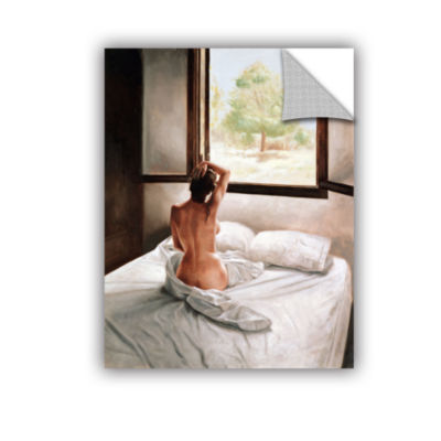Brushstone September Morning Removable Wall Decal