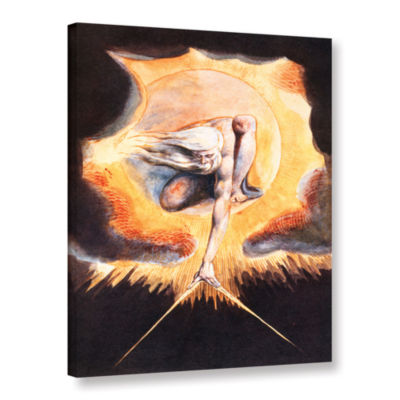 Brushstone The Ancient of Days Gallery Wrapped Canvas Wall Art