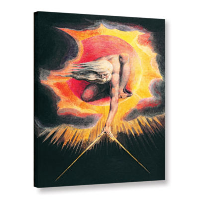 Brushstone The Ancient of Days II Gallery WrappedCanvas Wall Art