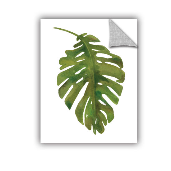 Brushstone Tropical Palm I Removable Wall Decal