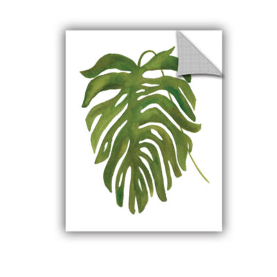 Brushstone Tropical Palm II Removable Wall Decal