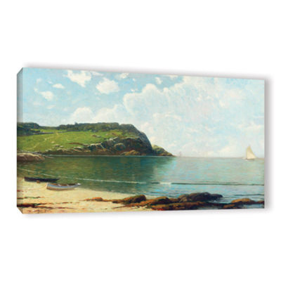 Brushstone Summer Sailing Gallery Wrapped Canvas Wall Art