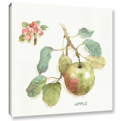 Brushstone Orchard Bloom I Gallery Wrapped CanvasWall Art