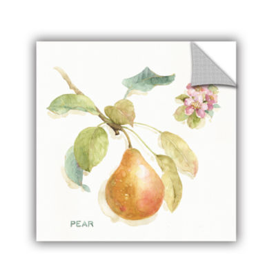 Brushstone Orchard Bloom II Removable Wall Decal