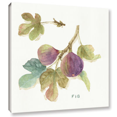 Brushstone Orchard Bloom III Gallery Wrapped Canvas Wall Art