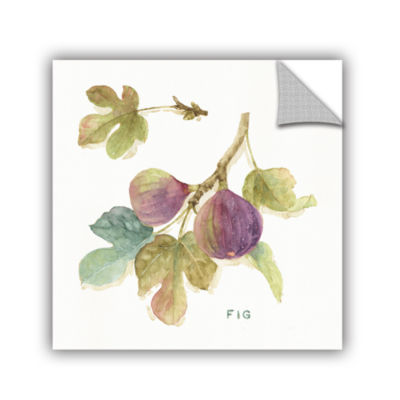 Brushstone Orchard Bloom III Removable Wall Decal