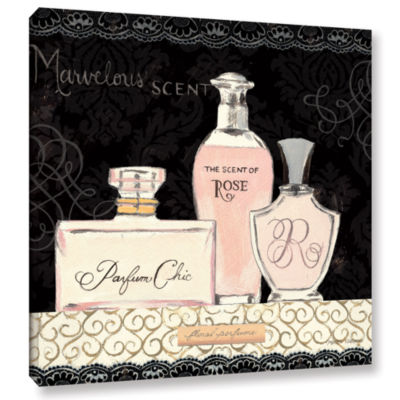 Brushstone Les Parfums Gallery Wrapped Canvas WallArt