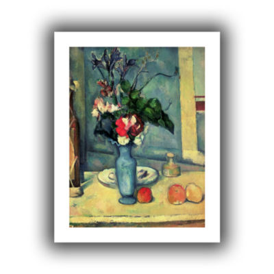 Brushstone The Blue Vase Canvas Wall Art