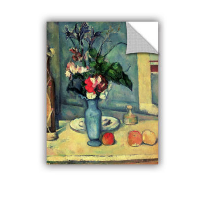 Brushstone The Blue Vase Removable Wall Decal