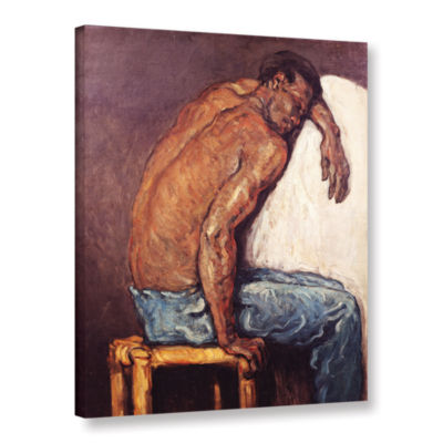 Brushstone The Negro Scipion Gallery Wrapped Canvas Wall Art