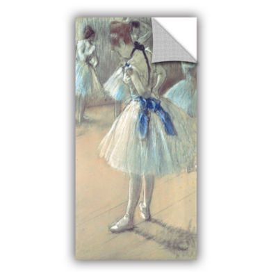 Brushstone Dancer Removable Wall Decal