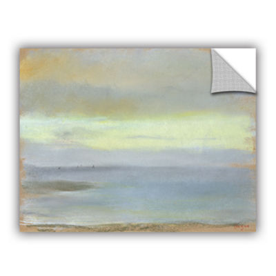 Brushstone Marine Sunset Removable Wall Decal