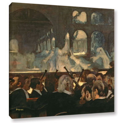 Brushstone Robert le Diable Gallery Wrapped CanvasWall Art