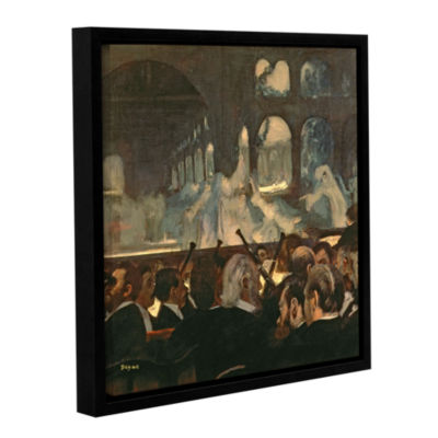 Brushstone Robert le Diable Gallery Wrapped Floater-Framed Canvas Wall Art