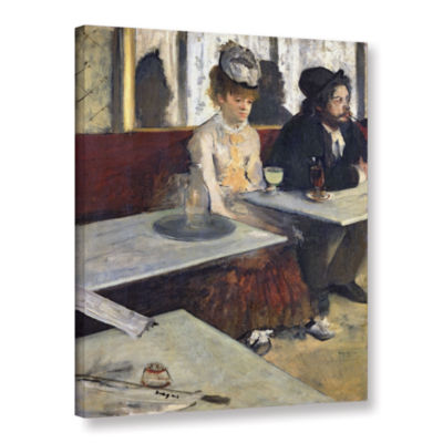 Brushstone The AbsinThe Gallery Wrapped Canvas Wall Art
