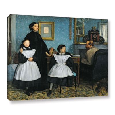 Brushstone The Bellelli Family Gallery Wrapped Canvas Wall Art