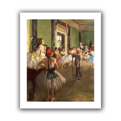 Brushstone The Dancing Class Canvas Wall Art