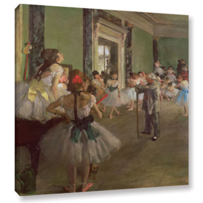 Brushstone The Dancing Class Gallery Wrapped Canvas Wall Art