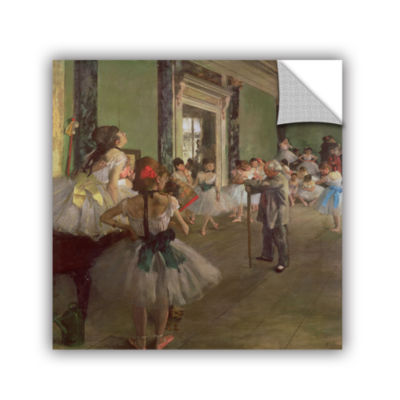 Brushstone The Dancing Class Removable Wall Decal