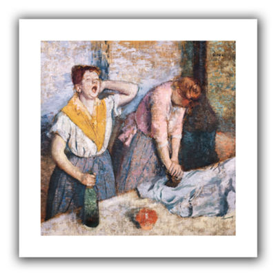 Brushstone The Laundresses Canvas Wall Art