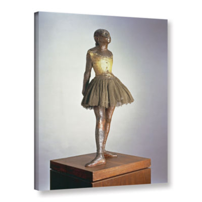 Brushstone The Little Dancer Gallery Wrapped Canvas Wall Art