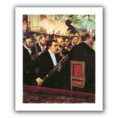 Brushstone The Opera Orchestra Canvas Wall Art