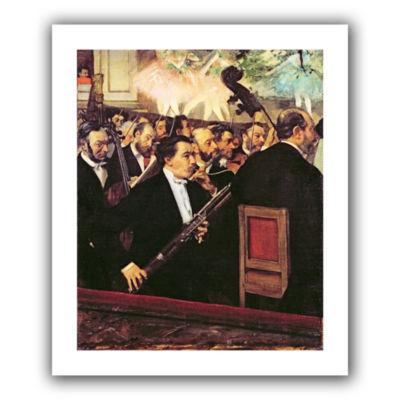 Brushstone The Opera Orchestra Canvas Wall Art