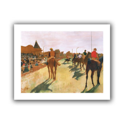 Brushstone The Parade Canvas Wall Art