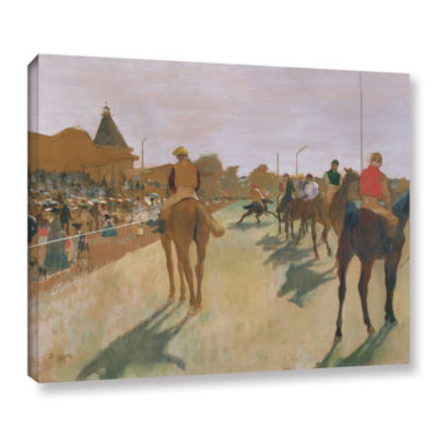 Brushstone The Parade Gallery Wrapped Canvas WallArt