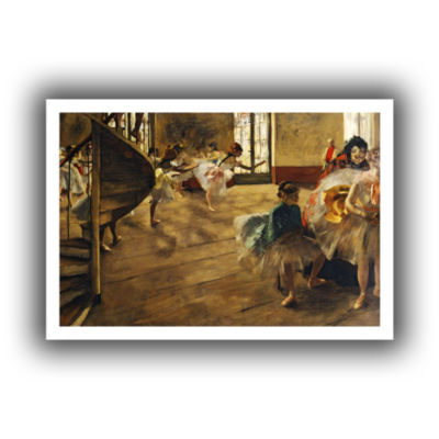 Brushstone The Rehearsal Canvas Wall Art