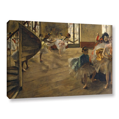 Brushstone The Rehearsal Gallery Wrapped Canvas Wall Art