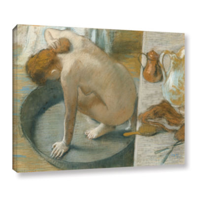 Brushstone The Tub Gallery Wrapped Canvas Wall Art