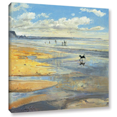 Brushstone The Little Acrobat Gallery Wrapped Canvas Wall Art