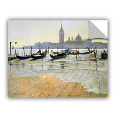 Brushstone Venice at Dawn Removable Wall Decal