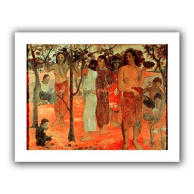 Brushstone Nave Nave Mahana Delightful Days CanvasWall Art