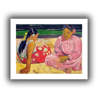Brushstone Women of Tahiti Canvas Wall Art