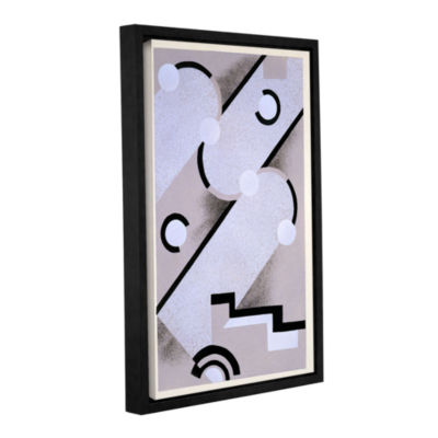 Brushstone Nouvelles Compositions Decoratives Gallery Wrapped Floater-Framed Canvas Wall Art