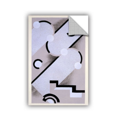 Brushstone Nouvelles Compositions Decoratives Removable Wall Decal