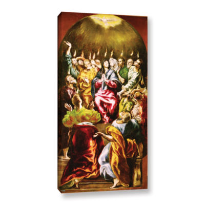Brushstone The Pentecost Gallery Wrapped Canvas Wall Art