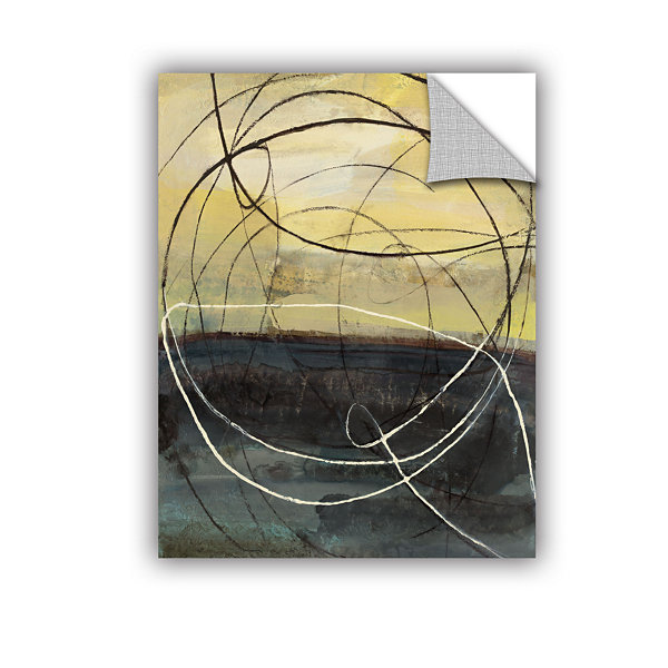 Brushstone At Dawn Crop Removable Wall Decal