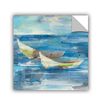 Brushstone Mooring For The Day Removable Wall Decal