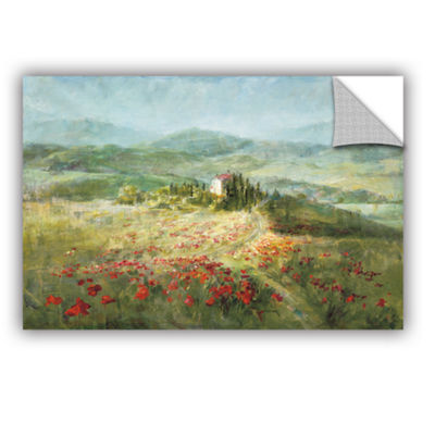 Brushstone Summer In Provence Removable Wall Decal